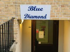 blue diamond massage fotmassage malmö