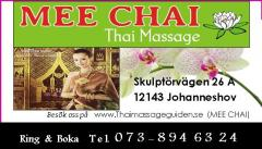thaimassage johanneshov massage östermalm