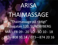 Thaimassage varberg helsingborg thaimassage
